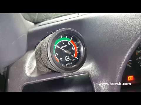 Датчик давления масла с трактора на Mercedes Vito CDI