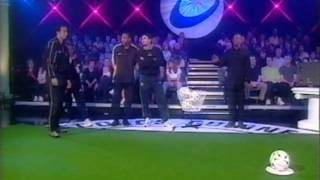 Guinness World Records - Fastest Indoor Kick In Football