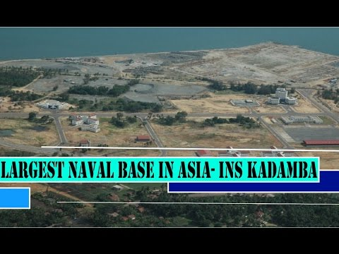 Largest Naval Base in ASIA - Project Seabird