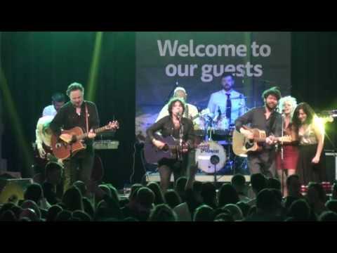 Performing Saints & Sinners with Paddy Casey, Mundy, Declan O'Rourke & Wallis Bird