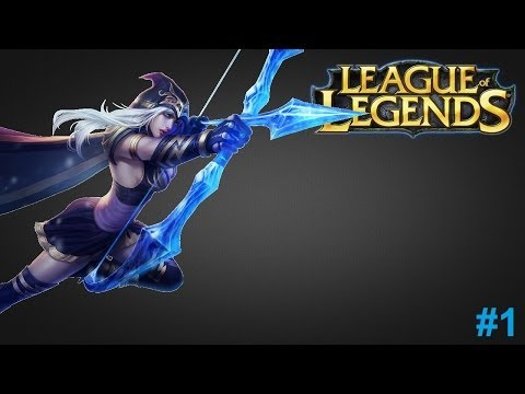 League of Legends #1 - Lamimy Ashką na Botach