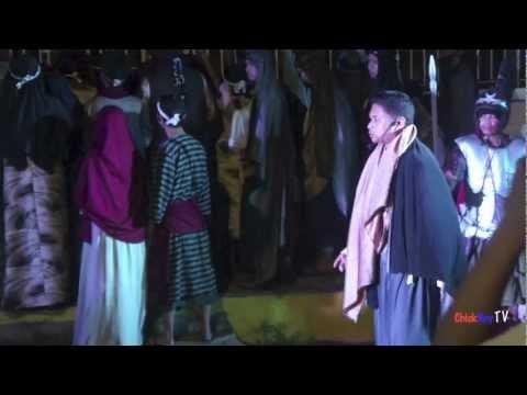 Senakulo sa Sariaya: The Denial of Peter