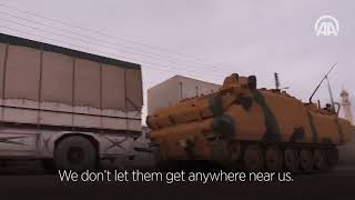 Message To Afrin From Kurdish FSA Fighters