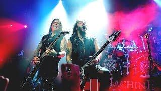 Machine Head - Live @ Roxy Club, Prague, Czech Republic (12.08.2014)