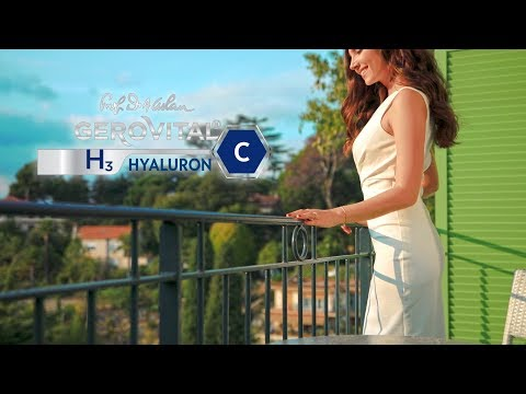 Larisa for Gerovital Hyaluron H3 C