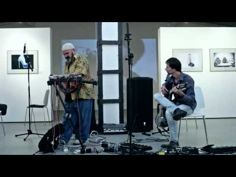 Live SoundScaping Project, Ambient Session In Photohub_Manometr (Medvedev, Balashov, Emelyanov).mp4