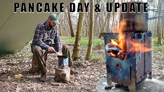 Pancake day at Camp & Channel Update