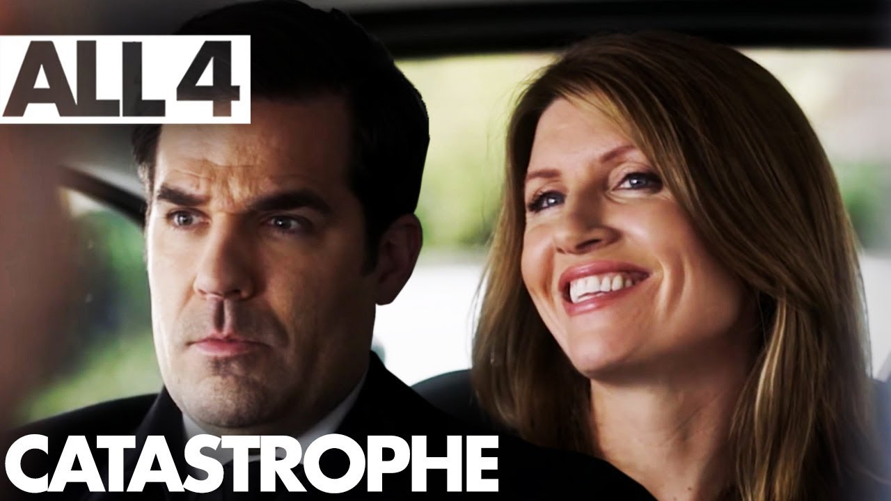 Download Funniest Moments from Catastrophe Series 3   Comedy with Rob Delaney & Sharon Horgan