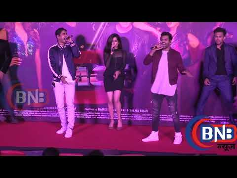 'RACE 3' Grand Music Launch With Lulia Vantur, Meet Bros, Jonita Gandhi, Amit Mishra, Sriram, Salman