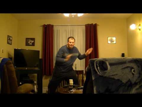 Frankie MacDonald Dancing During Late May 2016
