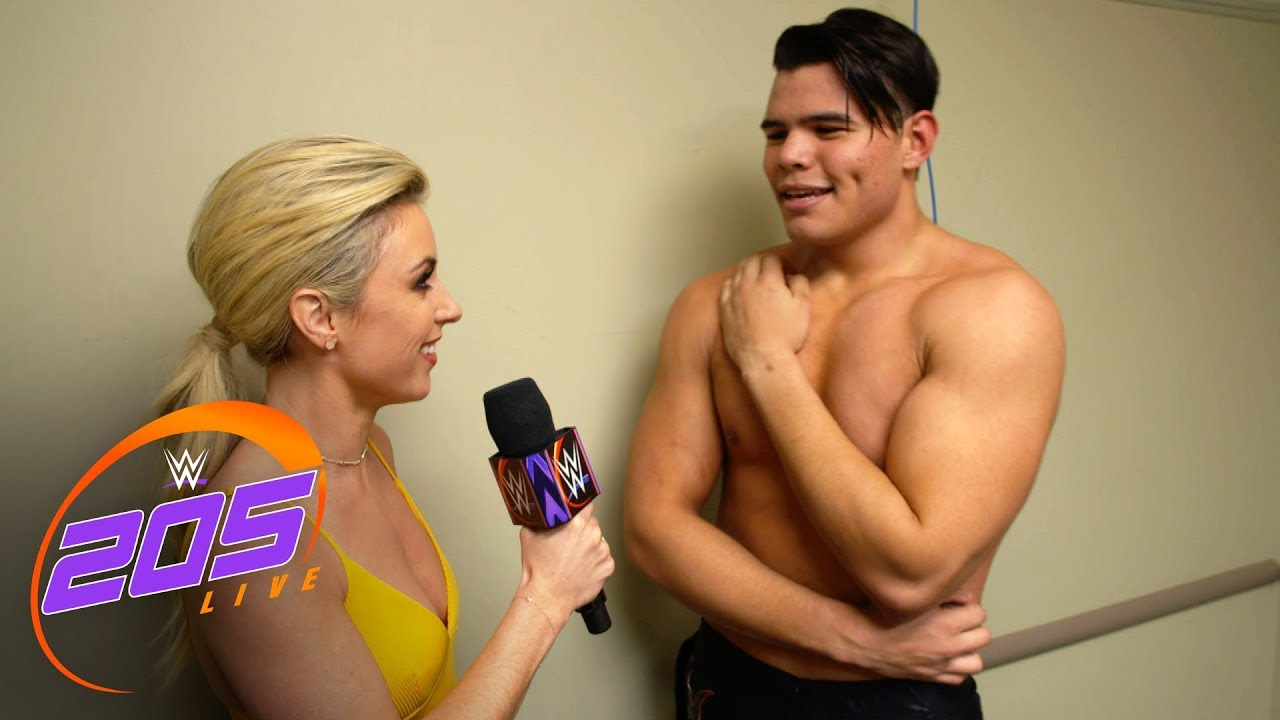 Humberto Carrillo is ready to prove he's the best Cruiserweight in the world: Jan. 15, 2019