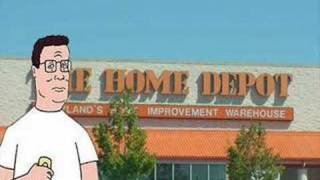 Repeat youtube video Hank Hill calls Home Depot