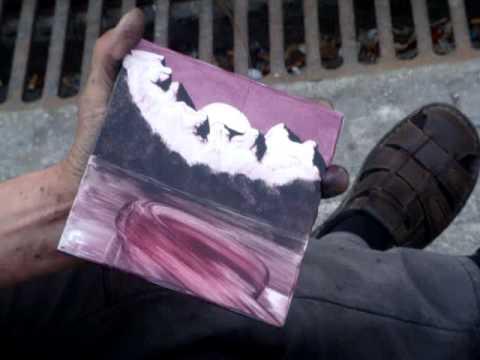 Amazing Fingerpainting Artist In Madrid