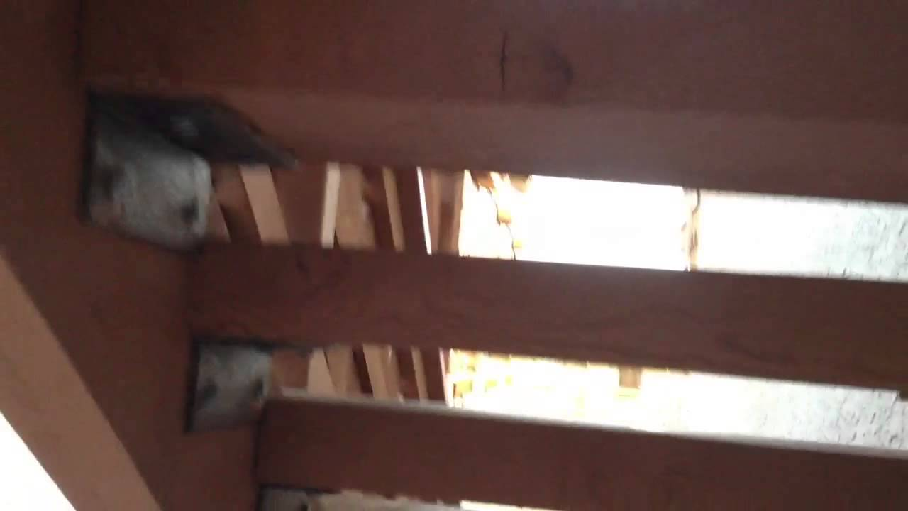 Building Stairway Steps Using Angle Iron Brackets