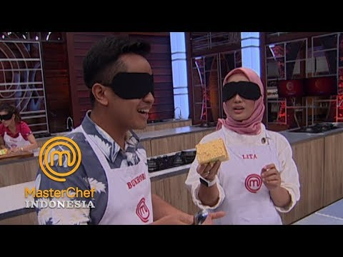 MASTERCHEF INDONESIA - Lucu Nih Bukhori Kehilangan Cake | Gallery 13 | 26 April 2019