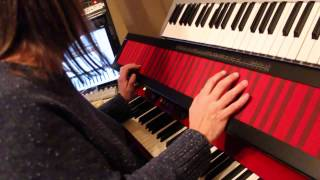 Sally Sparks - Haken Continuum Improv with Eventide H9 Reverb