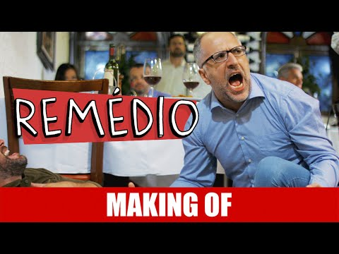 Making Of – Remédio