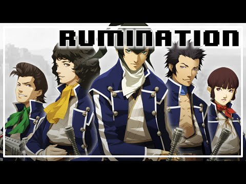 Rumination Analysis on Shin Megami Tensei 4