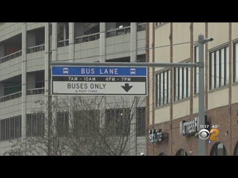 Brooklyn Drivers Call Out Unfair Tickets For Parking In Bus Lanes