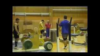 Сборная России-тяжелая атлетика