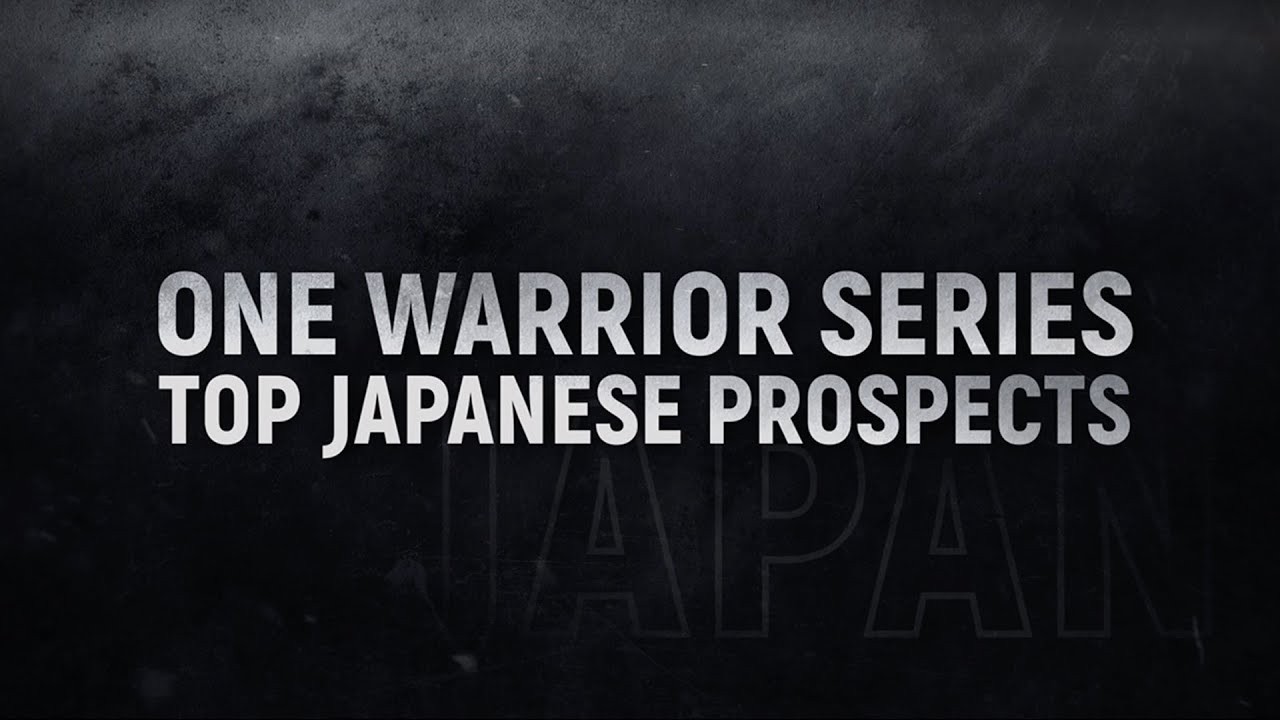 Rich Franklin's ONE Warrior Series | Top Japanese Prospects