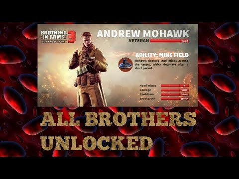 Bia3 all weapons brother unlocked youtube bia3 all weapons brother unlocked malvernweather Gallery