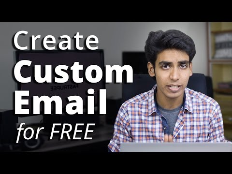 How To Get Professional Email Address for FREE in GoDaddy