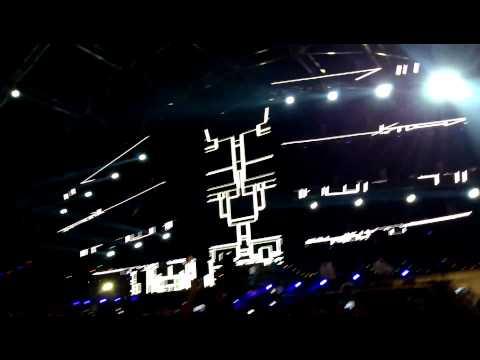 Dash Berlin @ EDC Vegas 2012