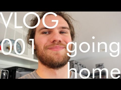 Going Home & Life Update | Vlog 001