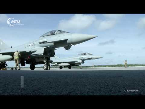 MTU's military programs at a glance
