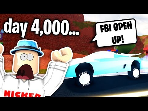 🔴 Last To Be Arrested Wins 100 ROBUX! | ⭐ 4K SUBS TONIGHT!!? | TIRE UPDATE! | ROBLOX JAILBREAK LIVE