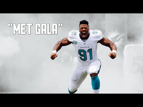 "Cameron Wake Miami Dolphins Career Highlight Mix || ""Met Gala"""