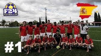 Följer med Brommapojkarna U13 Akademi till Madrid Cup #1: Framme i Spanien!