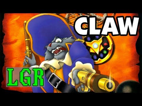 Claw: Monolith's Pirate Platformer for Windows 95 [LGR]