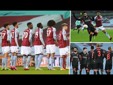 FA Cup farce! Liverpool overwhelm Villa youngsters in match that ...