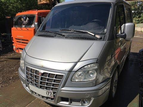Тюнинг ГАЗ Соболь + БМВ V8 M62 объёмом 4.4 = WEREWOLF