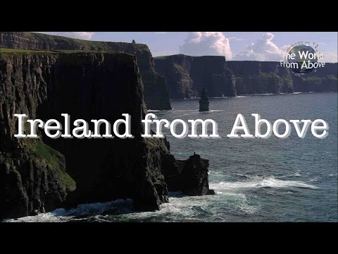 Ireland from Above in High Definition (HD)