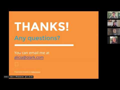 Olark Live Chat And Google AdWords - Webinar Part 1