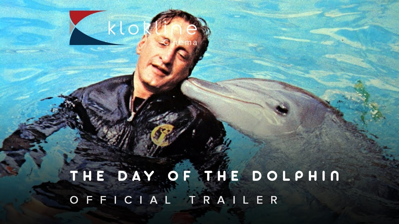 1973 The Day of the Dolphin Official Trailer 1 Embassy Pictures