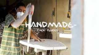 Zack Flores is a 17-Year-Old Shaping Wizard   HANDMADE   SURFER