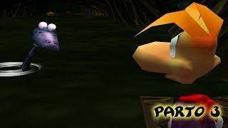 Rayman 2 - Parto 3, Marĉoj de vekiĝo (PC, Esperanto)