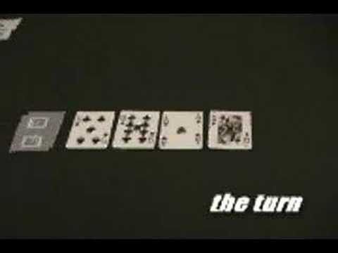 Texas Holdem Rules For Dummies