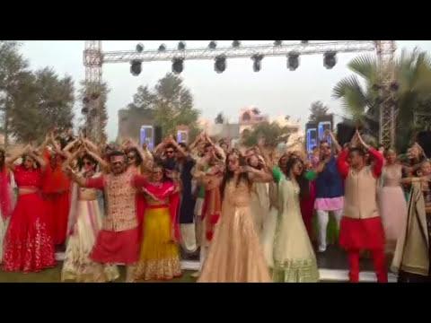 Kala Chashma | Baar Baar Dekho | Sidharth M Katrina K | Wedding Choreography