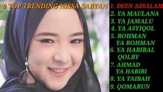 """Lagu Sholawat Nabi Paling Merdu Terbaru 2018 Dari NISSA SABYAN """" Ya Maulana """" """" Deen Assalam """", dll"""