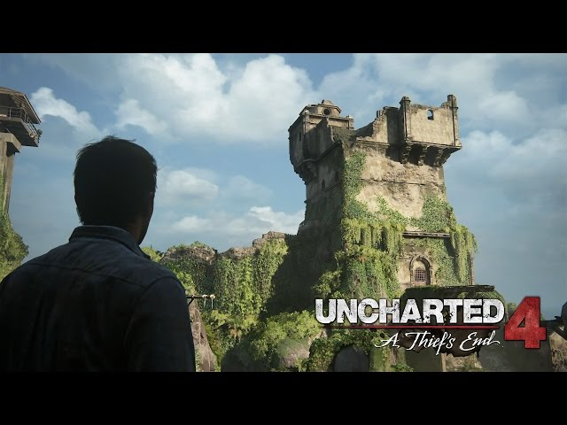 UNCHARTED 4 - Cap?tulo 2 : Lugar Infernal - Gameplay  Portugu?s PT-BR