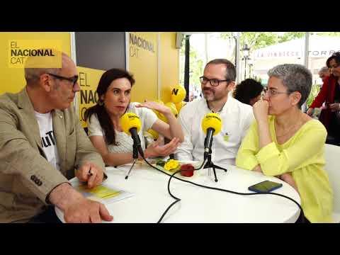 """Bonet: """"Estarem tota la vida agraïts a la població de Catalunya que ens dona suport"""""""