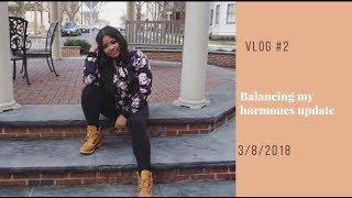 Balancing My Hormones Weight Loss update with BeBalanced