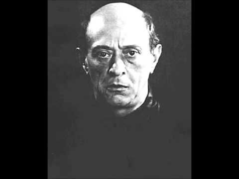 Arnold Schoenberg, 5 Orchesterstücke op.16, III.