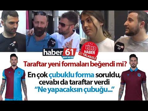 Trabzonspor'un yeni formaları