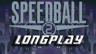 Longplay #090 Speedball 2: Brutal Deluxe (Commodore Amiga) Cup
